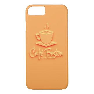 Coque iPhone 7 Caisse de la pêche 6/6s de Café Boston