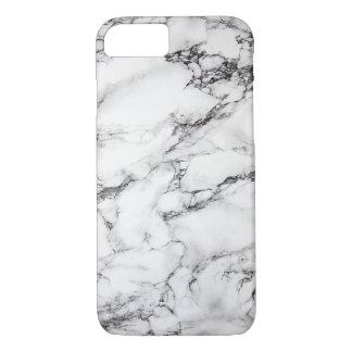 Coque iPhone 7 Caisse de marbre d'Iphone 7 Carrare