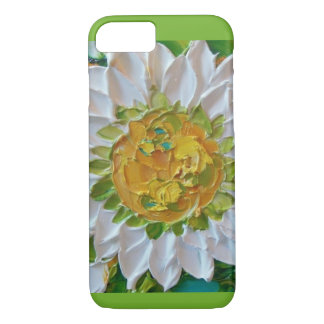 Coque iPhone 7 Caisse de tournesol