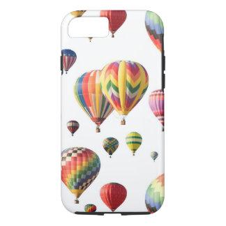 Coque iPhone 7 Caisse (dure) colorée de l'iPhone 7 de ballons