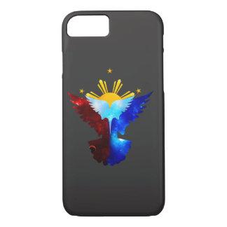 Coque iPhone 7 Caisse philippine de portable de conception