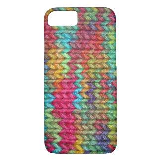 Coque iPhone 7 Caisse tricotée de l'iPhone 7 de regard