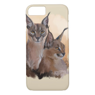 Coque iPhone 7 Caracal