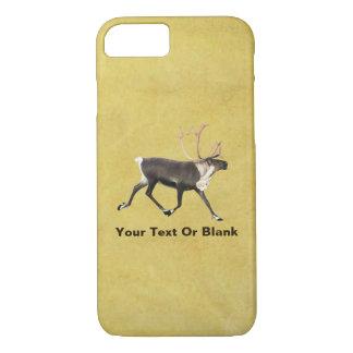 Coque iPhone 7 Caribou de Taureau