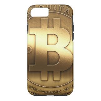 Coque iPhone 7 Cas de l'iPhone 5s de Bitcoin