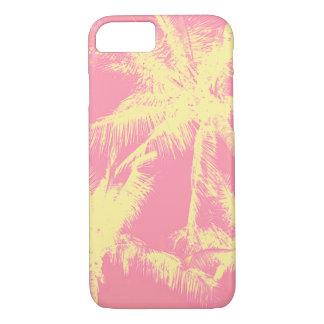 Coque iPhone 7 Cas de l'iPhone 6 de palmier d'art de bruit