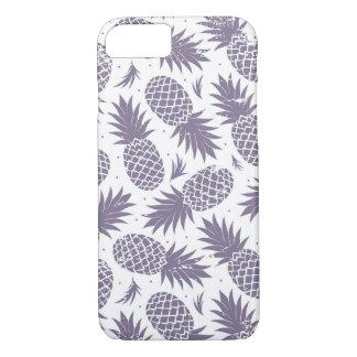 Coque iPhone 7 Cas de l'iPhone 6 d'impression d'ananas