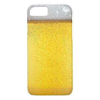 Coque iPhone 7 Cas de l'iPhone 7 de bière