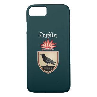Coque iPhone 7 Cas de l'iPhone 7 de Dublin du comté à peine là
