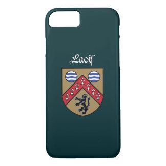 Coque iPhone 7 Cas de l'iPhone 7 de Laois du comté à peine là