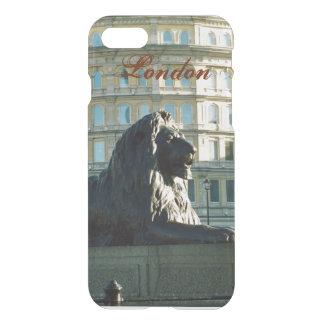Coque iPhone 7 Cas de l'iPhone 7 de lion de carré de Trafalgar
