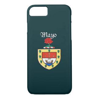 Coque iPhone 7 Cas de l'iPhone 7 de Mayo du comté à peine là