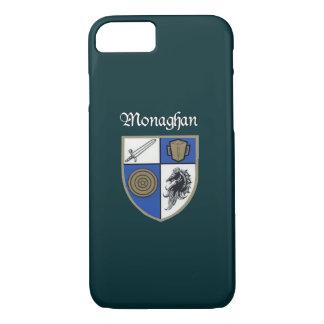 Coque iPhone 7 Cas de l'iPhone 7 de Monaghan du comté à peine là