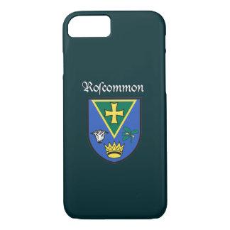 Coque iPhone 7 Cas de l'iPhone 7 de Roscommon du comté à peine là