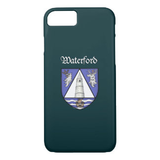 Coque iPhone 7 Cas de l'iPhone 7 de Waterford du comté à peine là