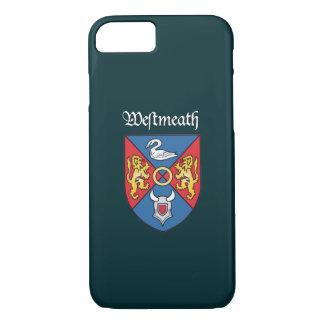 Coque iPhone 7 Cas de l'iPhone 7 de Westmeath du comté à peine là