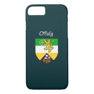 Coque iPhone 7 Cas de l'iPhone 7 d'Offaly du comté à peine là