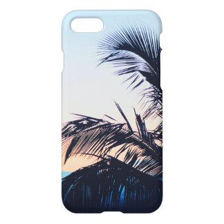 Coque iPhone 7 Cas de palmier