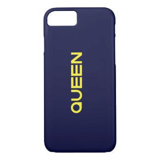 Coque iPhone 7 Cas de reine