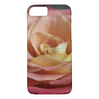 Coque iPhone 7 Cas de rose de thé de cottage