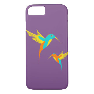 Coque iPhone 7 Cas de téléphone de colibri