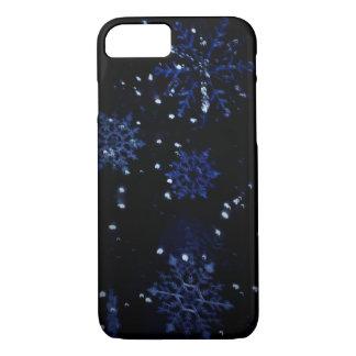 Coque iPhone 7 Cas de téléphone de flocon de neige