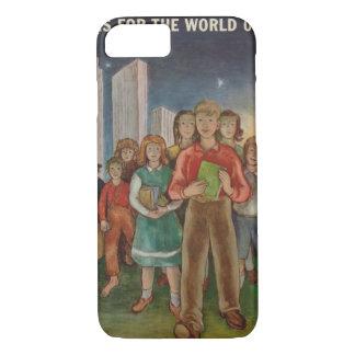 Coque iPhone 7 Cas de téléphone de la semaine du livre de 1947
