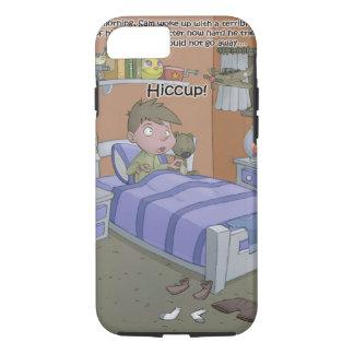 Coque iPhone 7 Cas de téléphone de l'iPhone 7 de livre de hoquet