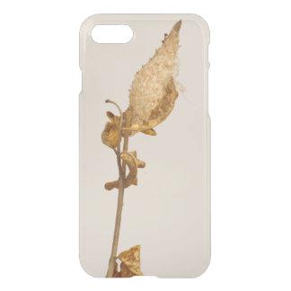 Coque iPhone 7 Cas de téléphone de Milkweed d'hiver