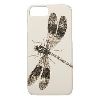 Coque iPhone 7 Cas de téléphone de mouche de dragon