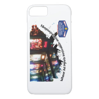 Coque iPhone 7 Cas de téléphone de Panthéon de jeu