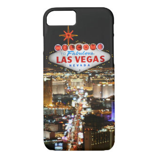 Coque iPhone 7 Cas de téléphone de Vegas