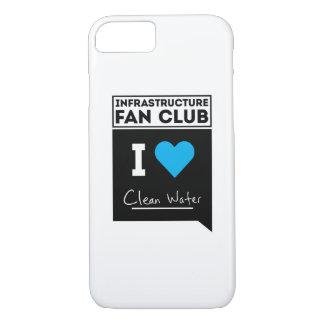 Coque iPhone 7 Cas de téléphone et de comprimé (eau propre)