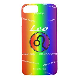 Coque iPhone 7 Cas de téléphone portable de Sharnia Lion