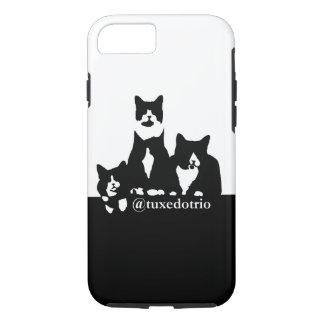 Coque iPhone 7 Cas de téléphone portable de TuxedoTrio