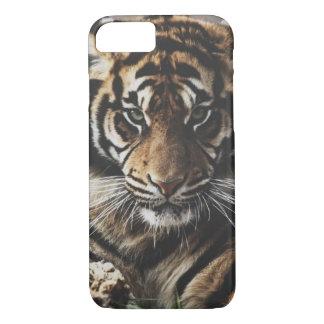 Coque iPhone 7 Cas de tigre