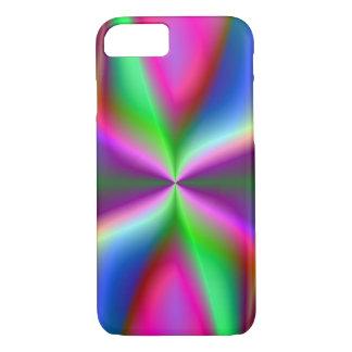 Coque iPhone 7 Cas drôle de couleurs !