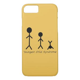 Coque iPhone 7 Cas drôle de l'iPhone 7 de syndrome de l'enfant le