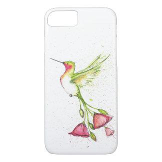 Coque iPhone 7 Cas du colibri Iphone7