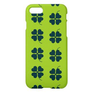 Coque iPhone 7 Cas du jour de St Patrick