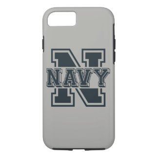 Coque iPhone 7 Cas dur de l'iPhone 7 de la marine américaine