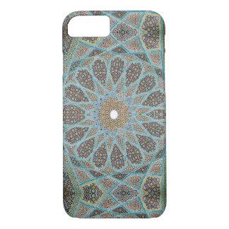 Coque iPhone 7 Cas en céramique marocain de motif