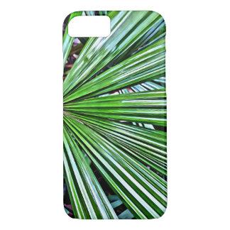 Coque iPhone 7 Cas en feuille de palmier de l'iPhone 7