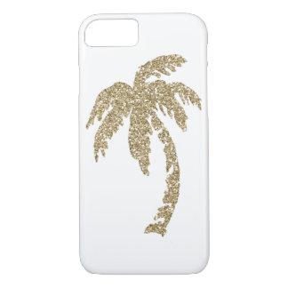 Coque iPhone 7 Cas fascinant tropical de l'iPhone 7 de palmier