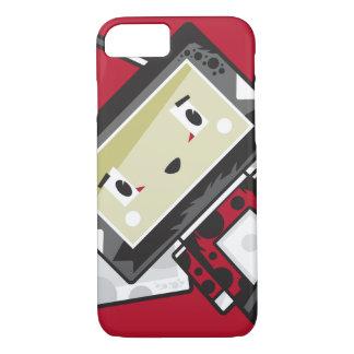 Coque iPhone 7 Cas mignon de téléphone de Blockimals Ladybird de