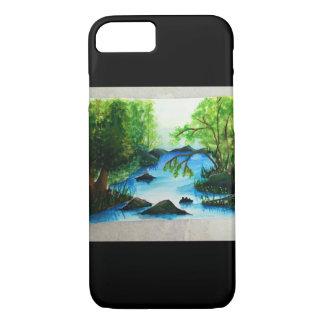 Coque iPhone 7 Cas mobile de vue pittoresque
