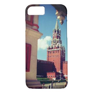 Coque iPhone 7 cas Moscou de l'iPhone 7