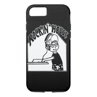 Coque iPhone 7 Chambre DJ de Rockin : je téléphone le cas