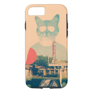 Coque iPhone 7 Chat frais