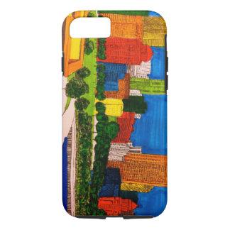 Coque iPhone 7 Chicago colorée